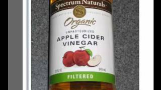 Gout Home Remedies - Apple Cider Vinegar for Gout