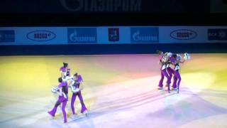 Moscow Grand Prix Rhythmic Gymnastics 2011 GALA part 22