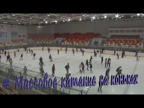 Ледовый дворец - Расписание коньки