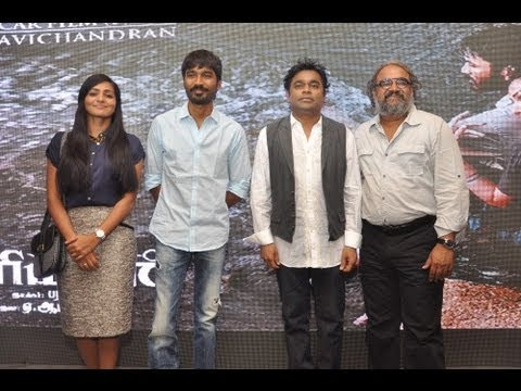 MARYAN AUDIO SUCCESS MEET AR RAHMAN DHANUSH BHARAT BALA PART 2 - BEHINDWOODS.COM