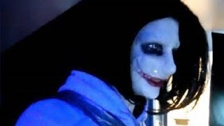 REAL Jeff The Killer Caught On Tape