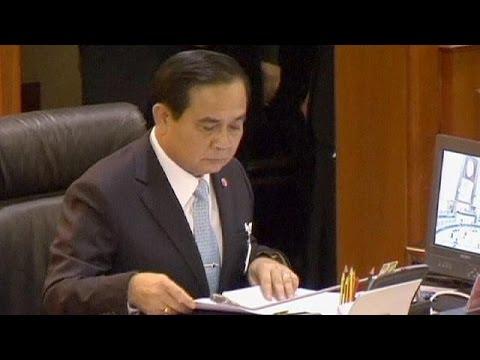 Thailand: Junta-Chef lässt sich zum Ministerpräsidenten wählen