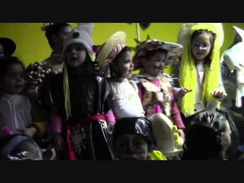 Baile De Carnaval 2013 video