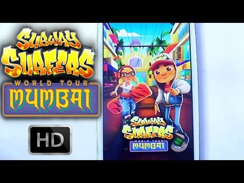 Subway Surfers Mumbai Gameplay Android & iOS Unlimited Coins and Keys HD