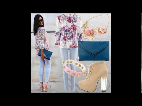 ¿Sabes combinar tu ropa? Outfits de MODA y TENDENCIAS 2014!!!