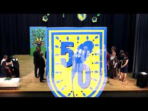 50 éves jubileumi műsor - operett előadás