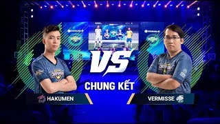 Chung Kết - HND.Hakumen vs EVOS.Vermisse - VCK National Championship 2018 [FIFA Online 4]