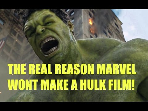 The Reason Marvel Wont Make A Hulk Film!