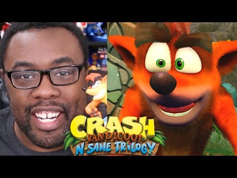 CRASH BANDICOOT COMEBACK - Will SPYRO Be Next? (N. Sane Trilogy)