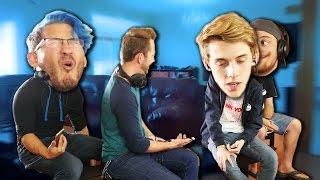 The Whisper Challenge #3 with Matthias, Markiplier, Ryan, and Matt