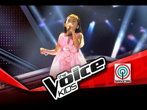 "The Voice Kids Philippines Finale ""Narito Ako"" by Lyca"