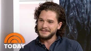 Kit Harington: My Mom Worries About Me On 'Game Of Thrones' | TODAY
