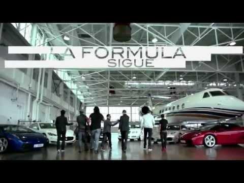 Arcangel Ft. Rakim Y Ken-Y Plan B Zion Y Lennox - La Formula Sigue