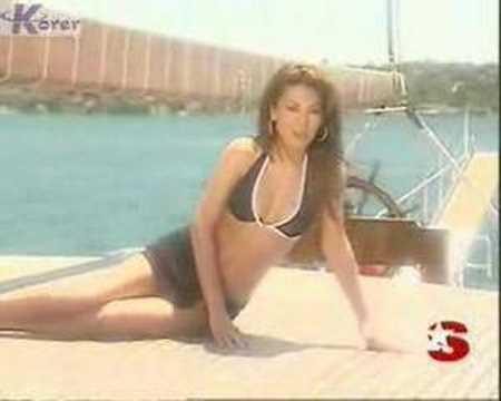 sema öztürk-bikini