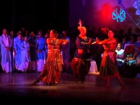 Rabindrasangeet - Nrityero Tale Tale (dance) Choreographed By Swagatalakshmi Dasgupta video