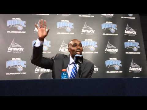 Jacque Vaughn Los Angeles Clippers Postgame Interview