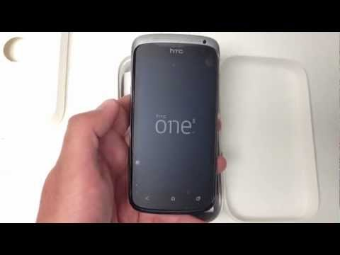Official HTC One S w/ Beats Audio Unboxing