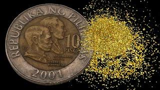 naiibang kwento ng 10 peso COINS