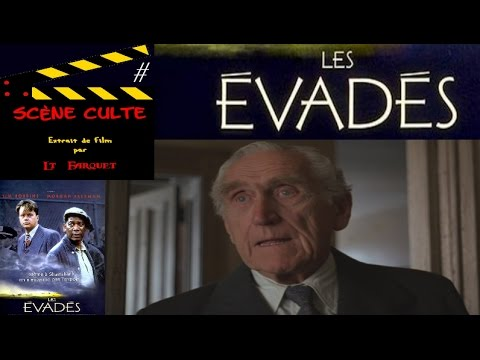 Scène Culte 30 # Les Evadés (The Shawshank Redemption) streaming vf