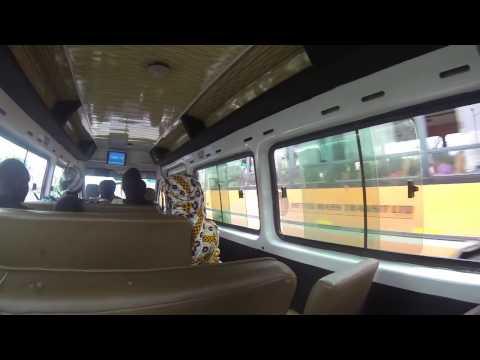 Trotro Travel Time - Accra, Ghana