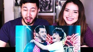 ZERO | Shah Rukh Khan | Salman Khan | Eid Teaser Trailer Reaction!