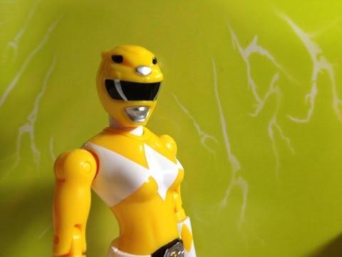 Bandai Mighty Morphin Power Rangers Legacy: Trini Yellow Ranger