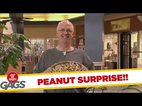 Peanut Surprise!!