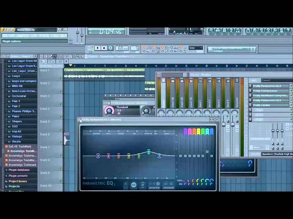 fl studio 10 xxl producer edition mastering settings youtube. Black Bedroom Furniture Sets. Home Design Ideas