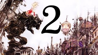 Let's Play Final Fantasy 6 (#2) - Ultimate Atomic Buster