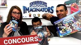 ON VOUS OFFRE SKYLANDERS IMAGINATORS ! Family Geek