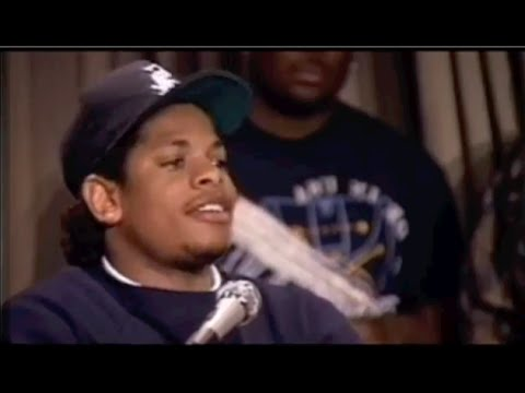 Eazy E |Dr Dre | Suge Knight| Beef What They Did Not Show In Straight Outta Compton