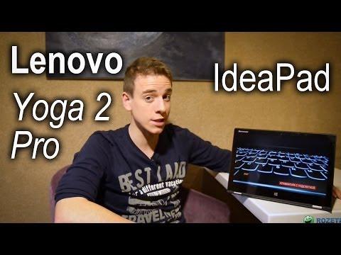 Обзор ноутбука-трансформера Lenovo IdeaPad Yoga 2 Pro