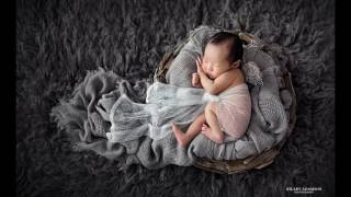 Newborn Photography Perth - baby styling and posing