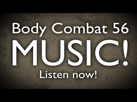 Body Combat 56 Music on YouTube