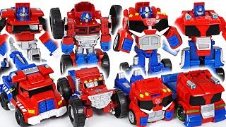 Download Lagu Witches and dinosaurs invaded! Transformers Rescue Bots Optimus Prime 4 brothers! Go! - DuDuPopTOY Gratis STAFABAND