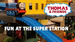 Thomas and Friends | Trackmaster fun with Gordon! Fun Toy Trains for Kids