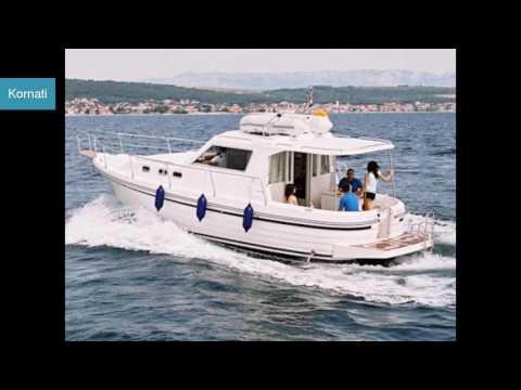 Kornati Motoryacht SAS Vektor | Motoryachtcharter in Marina Zadar Kroatien
