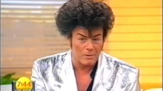 gary glitter - gmtv interview