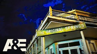 Ghost Hunters: History of Haunted Original Springs Hotel (Season 1) | A&E