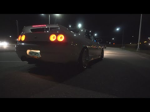 Road Trip for a R33 Skyline