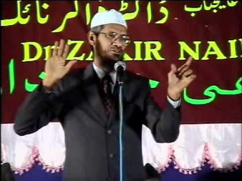Dr  Zakir Naik Gulbarga Pro  Urdu Part 02 Of 03 Cd video