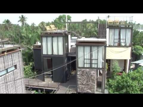 Tree House Hotel Eco Tourism Bangkok Thailand