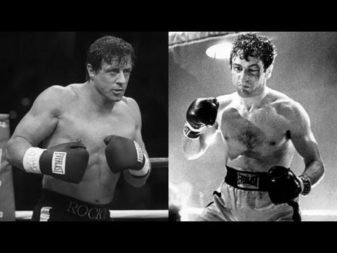 Sylvester Stallone & Robert De Niro Getting Into 'Grudge Match'