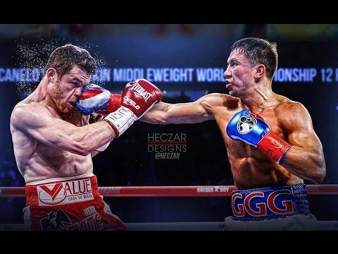 Canelo Alvarez vs Gennady Golovkin KnockoutsHighli