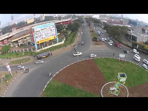 Nairobi City Mombasa Rd video