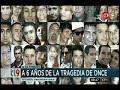 A seis años de la tragedia de Once
