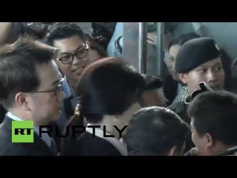 Thailand: Ex-PM Yingluck Shinawatra arrives for trial in Bangkok