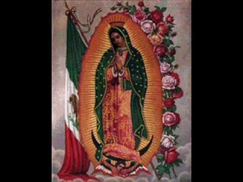 Buenas Noches Luz del Dia-Alabanzas a la Virgen con Mariachi - YouTube