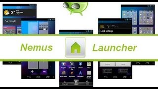 Nemus launcher Android