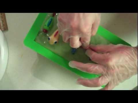 Making Fisherman's Soap (Fish like Anise)